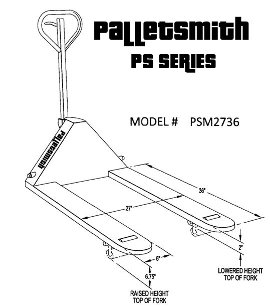 Pallet Jacks Quote Request